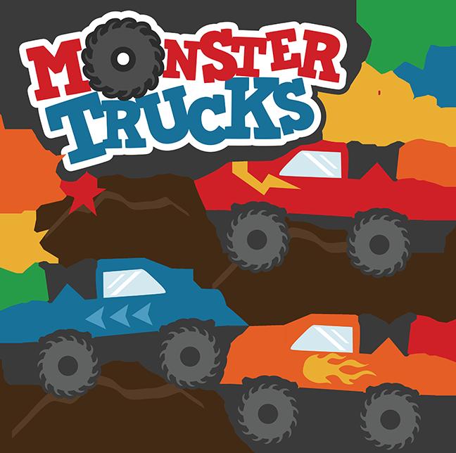 Free Monster Truck Clip Art, Download Free Clip Art, Free.
