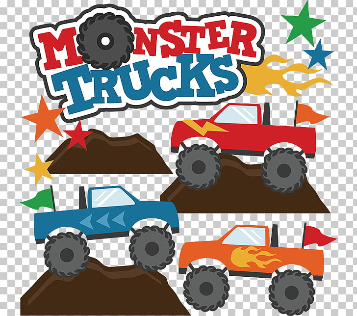 Car Pickup truck Ford Excursion Monster truck , Free Monster.
