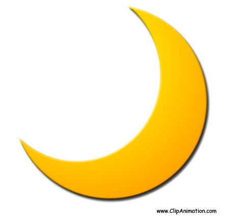 Moon Clip Art Free Images.
