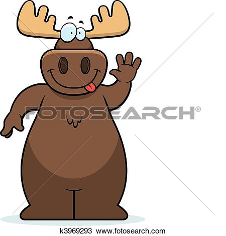 Moose Clipart Royalty Free. 2,278 moose clip art vector EPS.