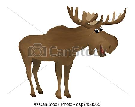 Moose Stock Illustrations. 3,054 Moose clip art images and royalty.