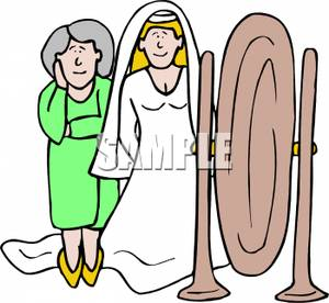 Mother Of The Bride Clipart.