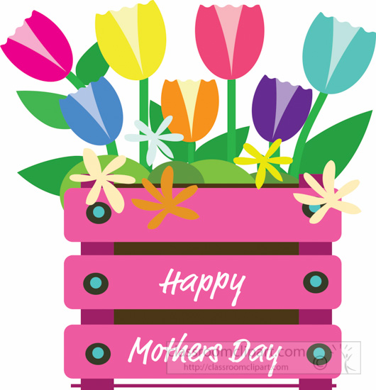 207 Happy Mothers Day free clipart.