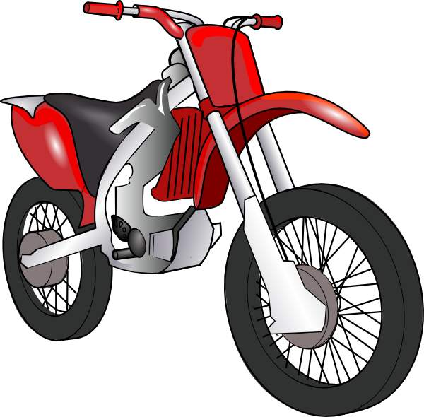 Motorcycle clipart free clipart images 3 clipartix.
