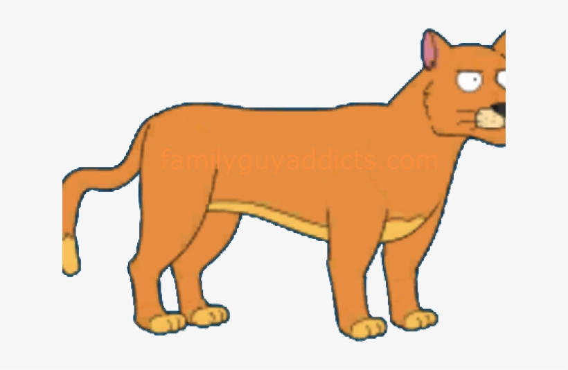 Mountain Lion Clipart Orange Mountain.