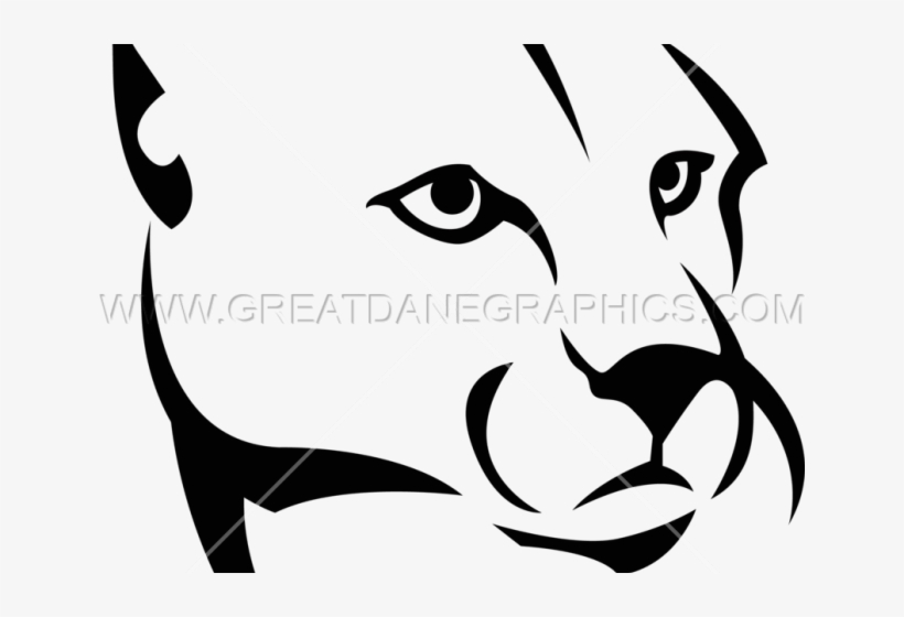Mountain Lion Clipart Clip Art.