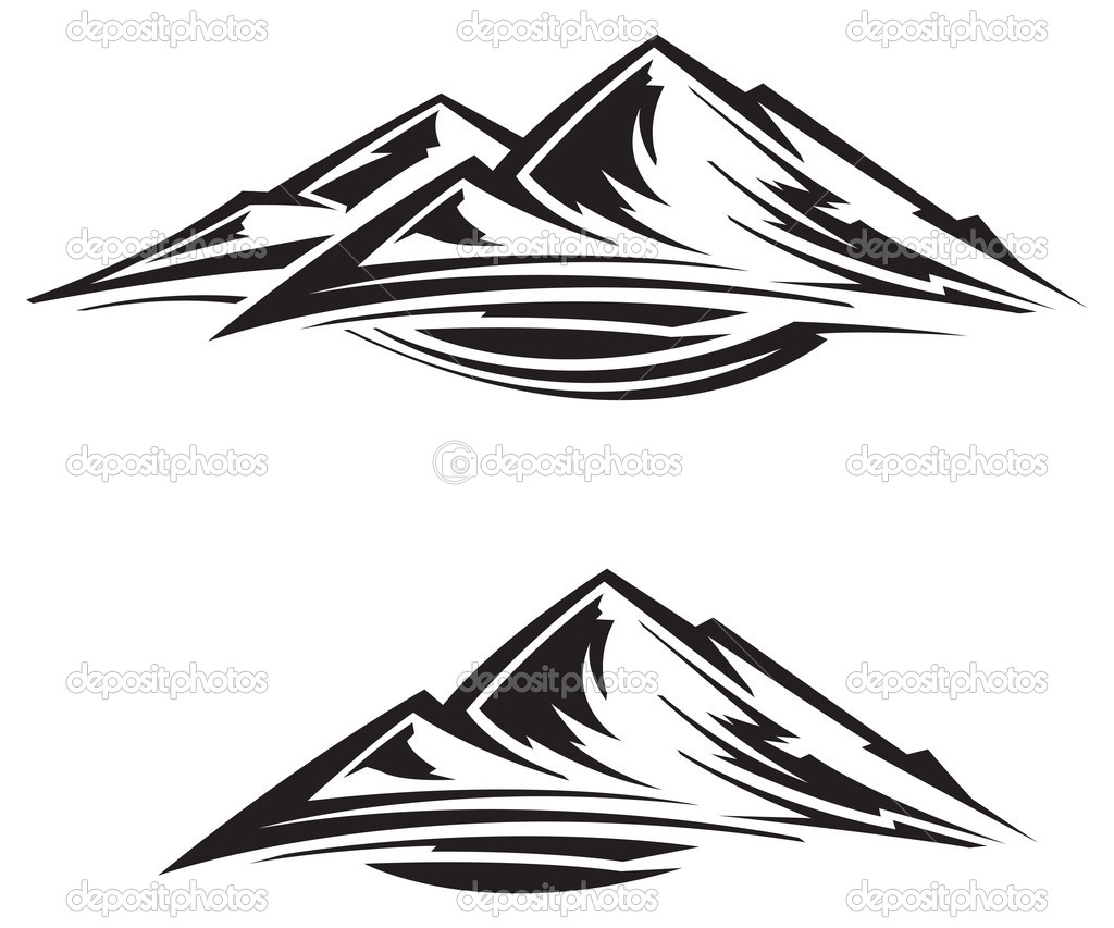 Free Mountain Vector, Download Free Clip Art, Free Clip Art.