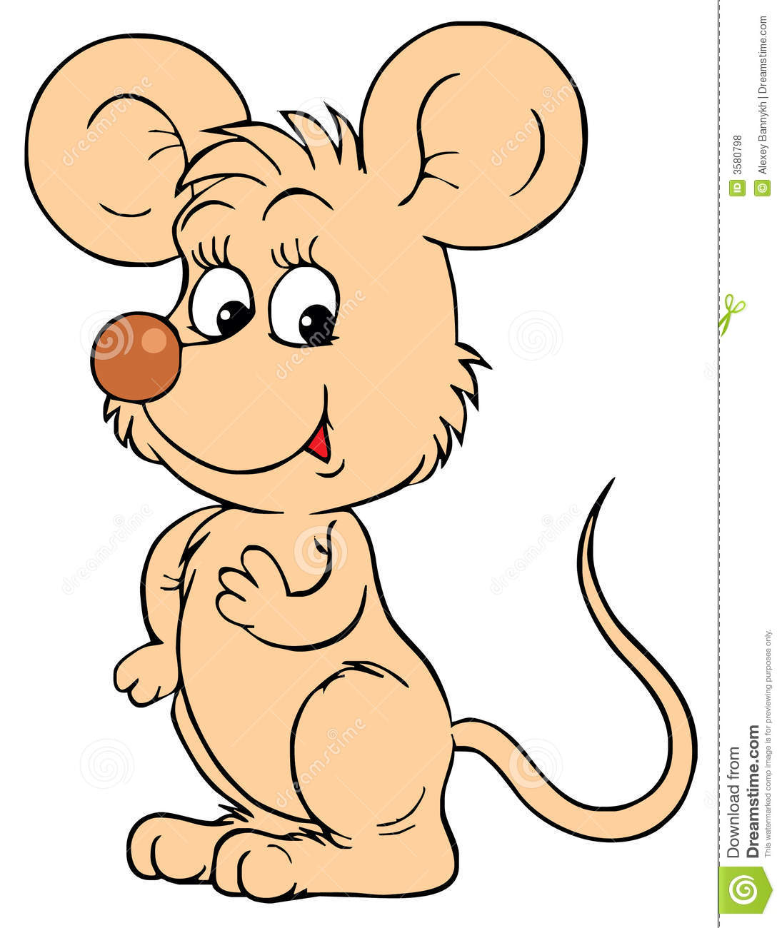 Mouse Clipart Free.
