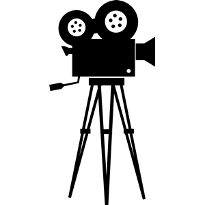 Movie Camera Clipart Png.