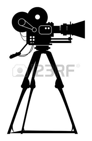 43,409 Movie Camera Stock Vector Illustration And Royalty Free.
