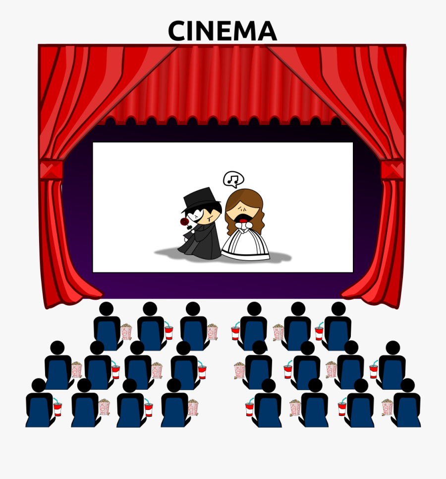 Free Movie Cliparts Download.
