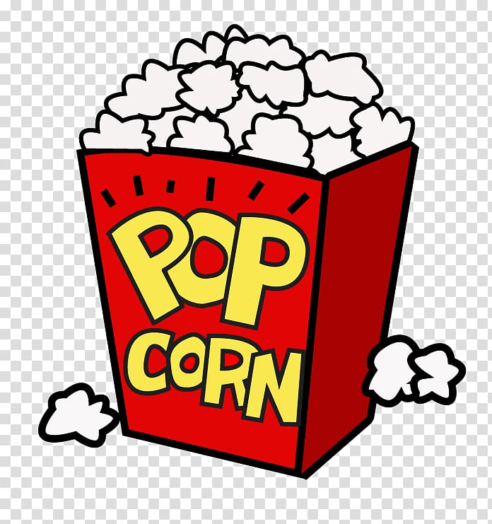 Popcorn Free content , Movie transparent background PNG.