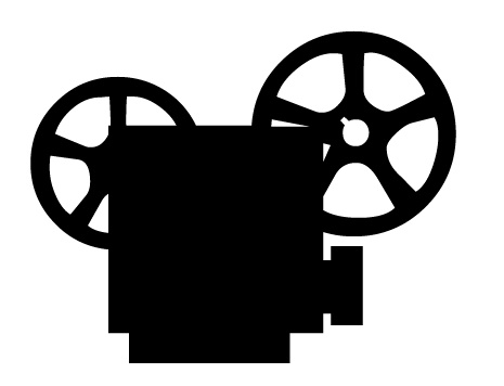 78+ Movie Projector Clipart.