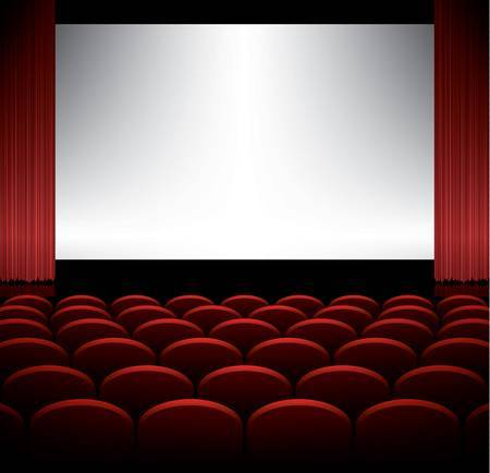 Free movie theater clipart 4 » Clipart Portal.