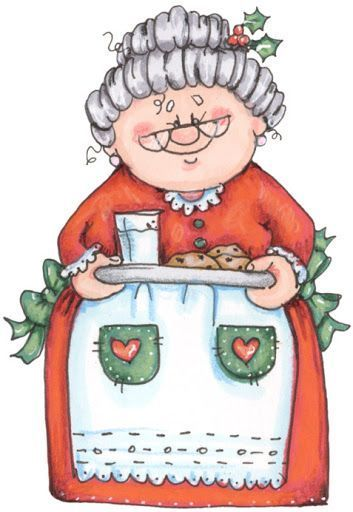 Free mrs claus clipart 4 » Clipart Portal.