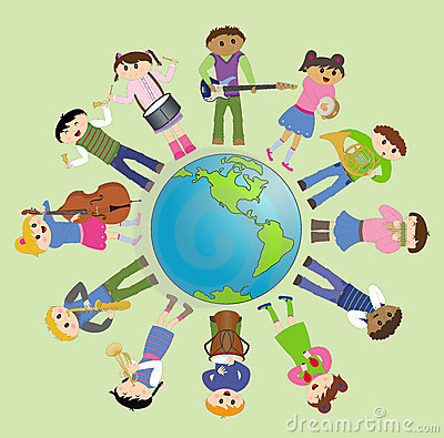 Free multicultural clipart » Clipart Station.