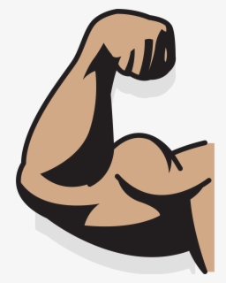 Free Arm Muscle Clip Art with No Background , Page 2.