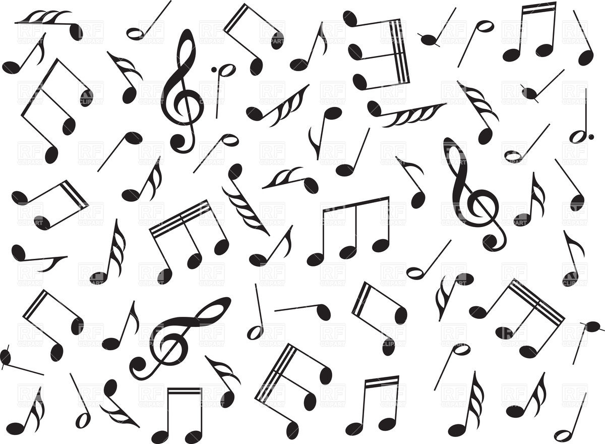 Music Clipart Background.