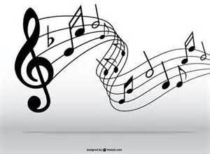Free Music Symbols Clip Art.