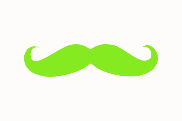 Mustache clip art free download.