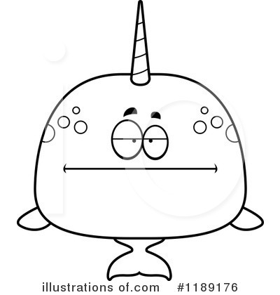 Narwhal Clipart #1189176.