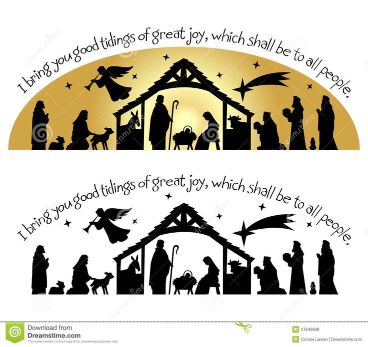 17 Best ideas about Nativity Silhouette on Pinterest.