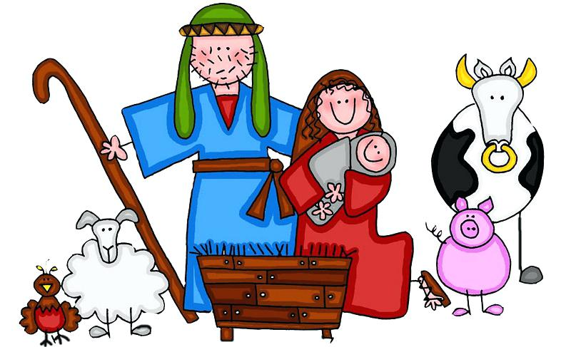 The best free Nativity scene clipart images. Download from.