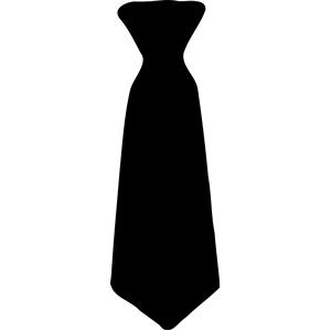Necktie clipart, cliparts of Necktie free download (wmf, eps.