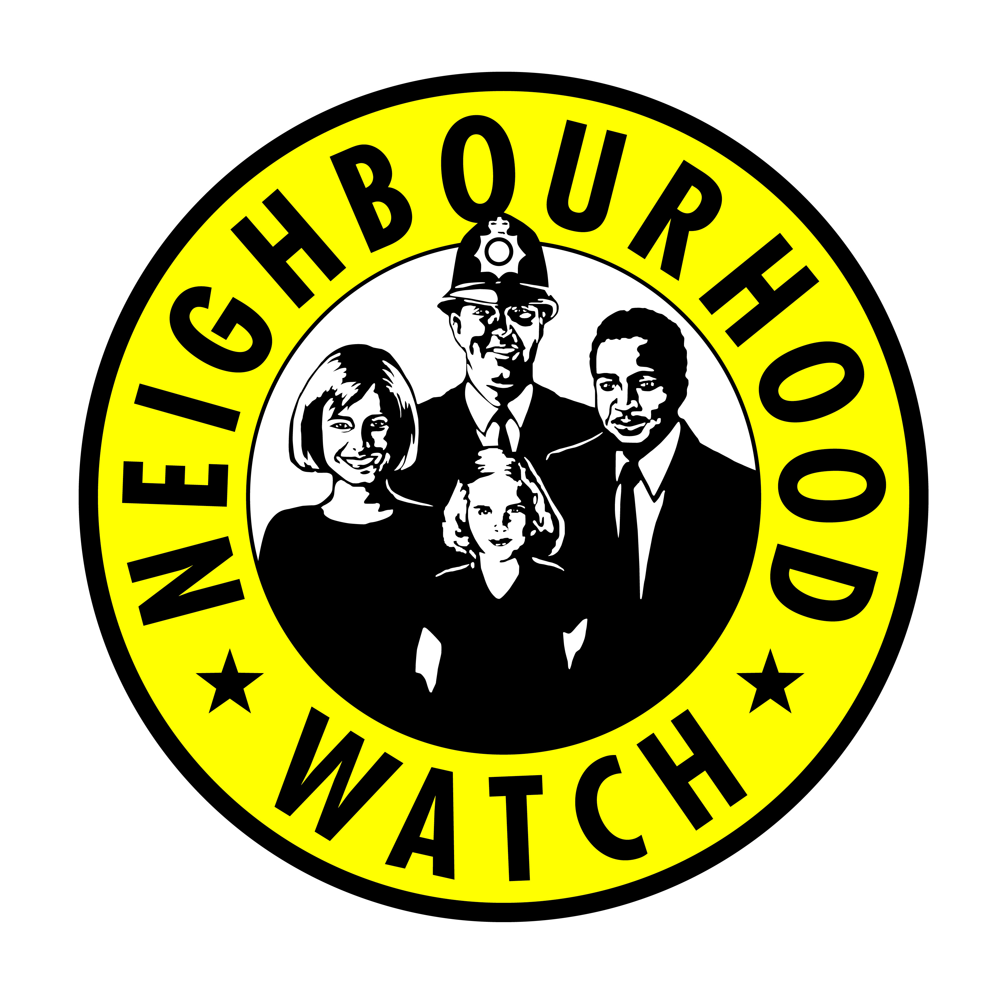 Neighbourhood Watch Clipart.