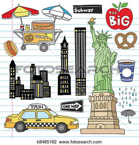 New york city Clip Art Royalty Free. 3,930 new york city clipart.
