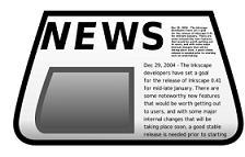 Free Newspaper Clipart.