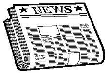 Newspaper Clipart.