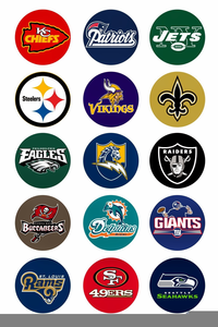 Free Nfl Clipart Logos.