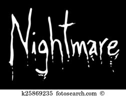 Nightmare Clip Art EPS Images. 3,707 nightmare clipart vector.