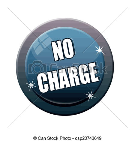 No charge stamp Clip Art Vector Graphics. 240 No charge stamp EPS.