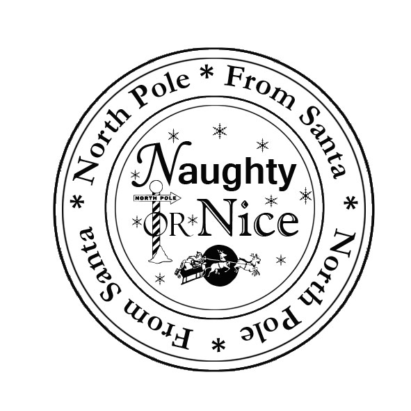 North Pole Clipart Black And White.