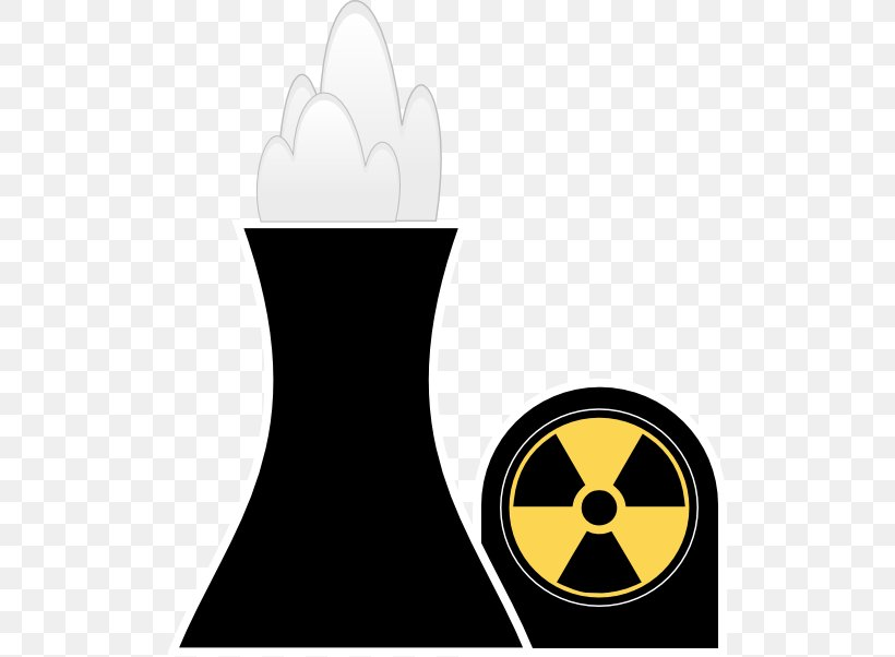 Nuclear Power Plant Clip Art, PNG, 512x602px, Nuclear Power.