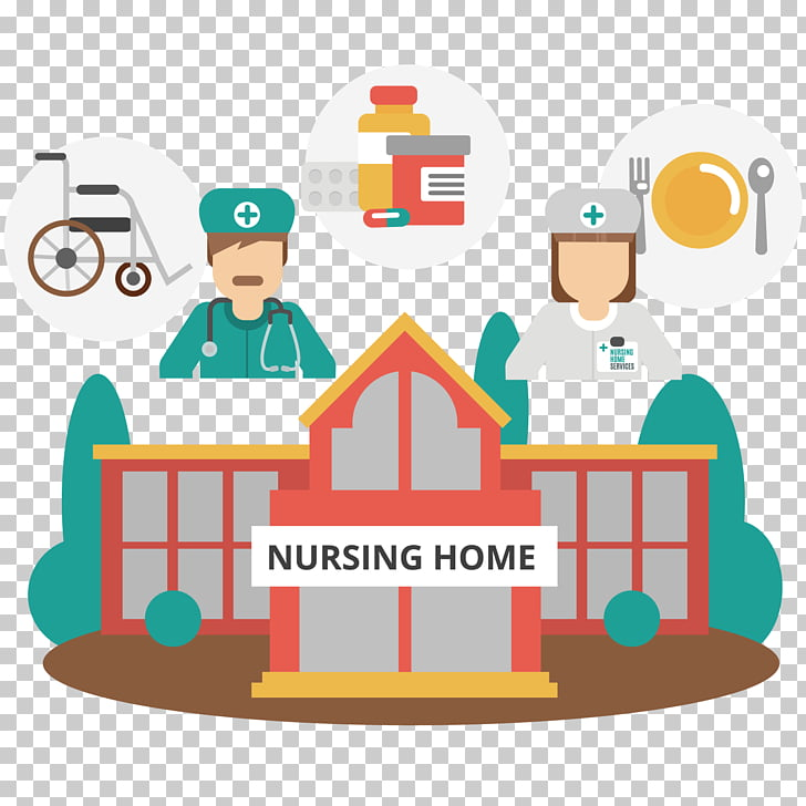 Nursing home care Old Age Home, map nursing home PNG clipart.