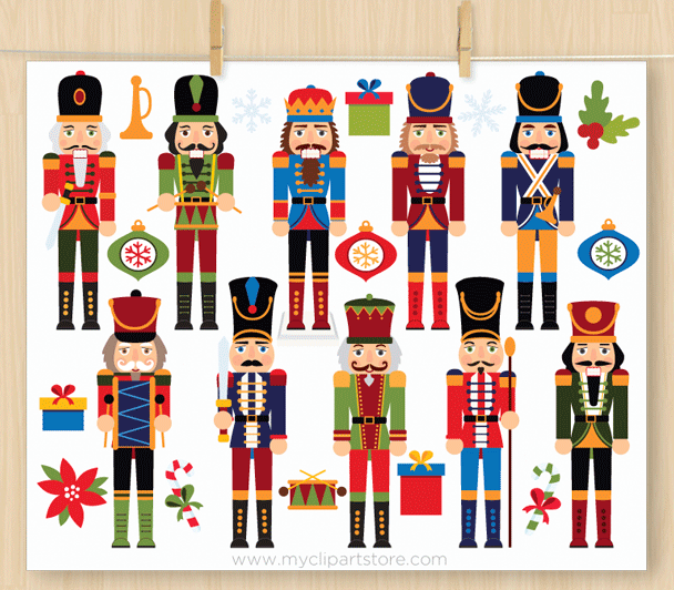 Nutcracker Clipart For Free.