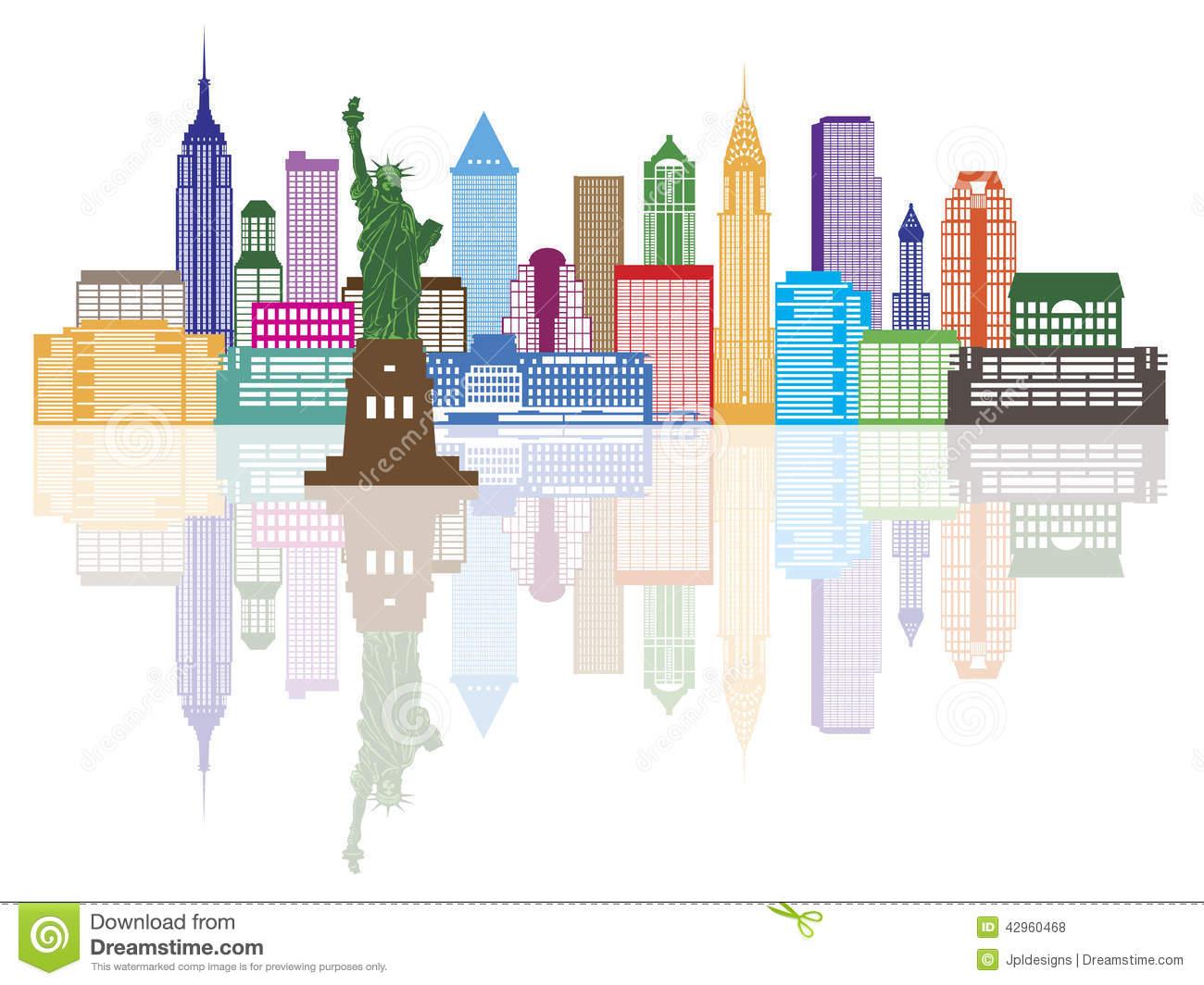 New York Clip Art Free.