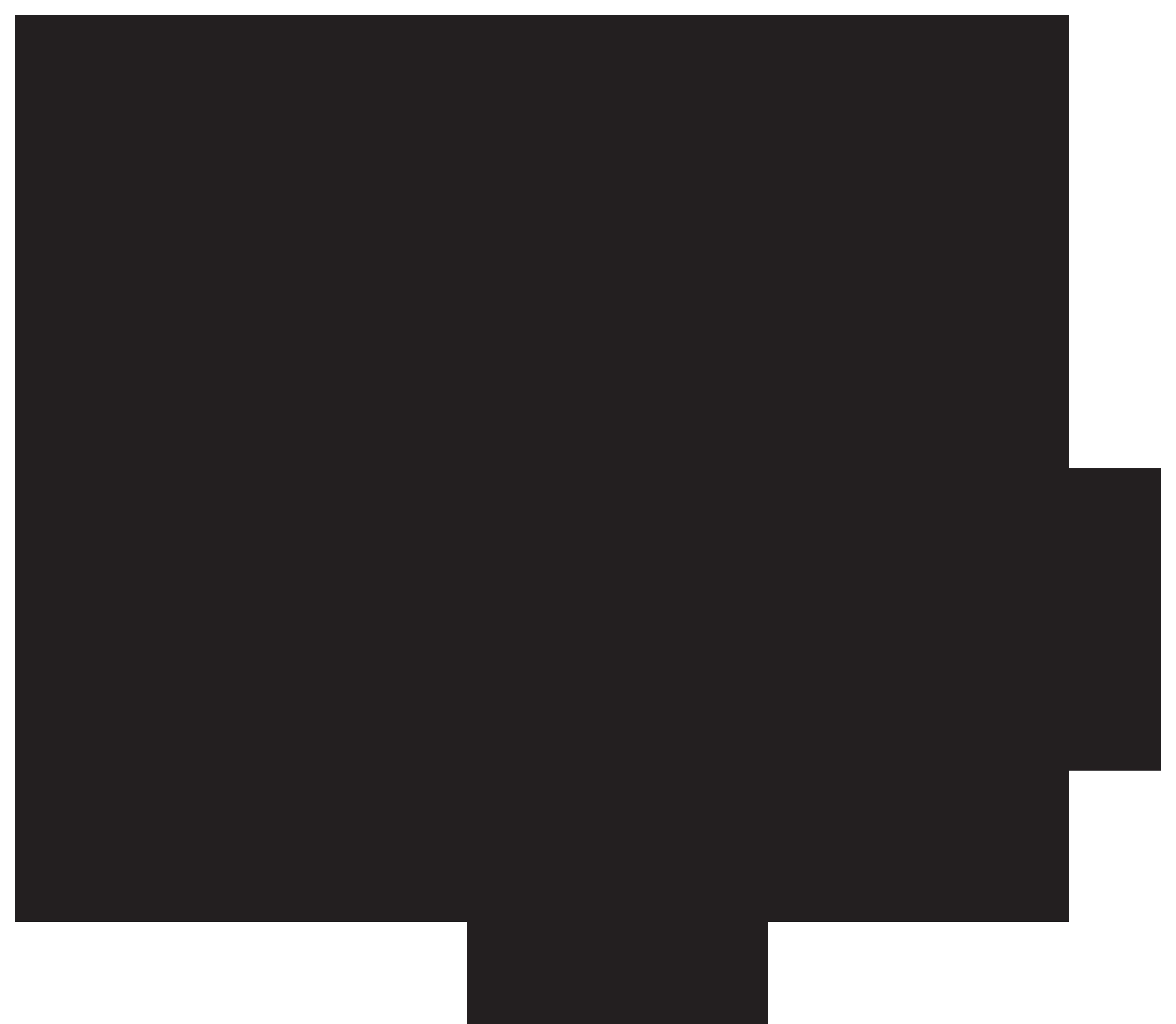 HD Oak Tree Silhouette Clip Art Free Library » Free Vector Art.