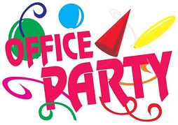 Office Holiday Party Clipart, Holiday Party New Free Clipart.