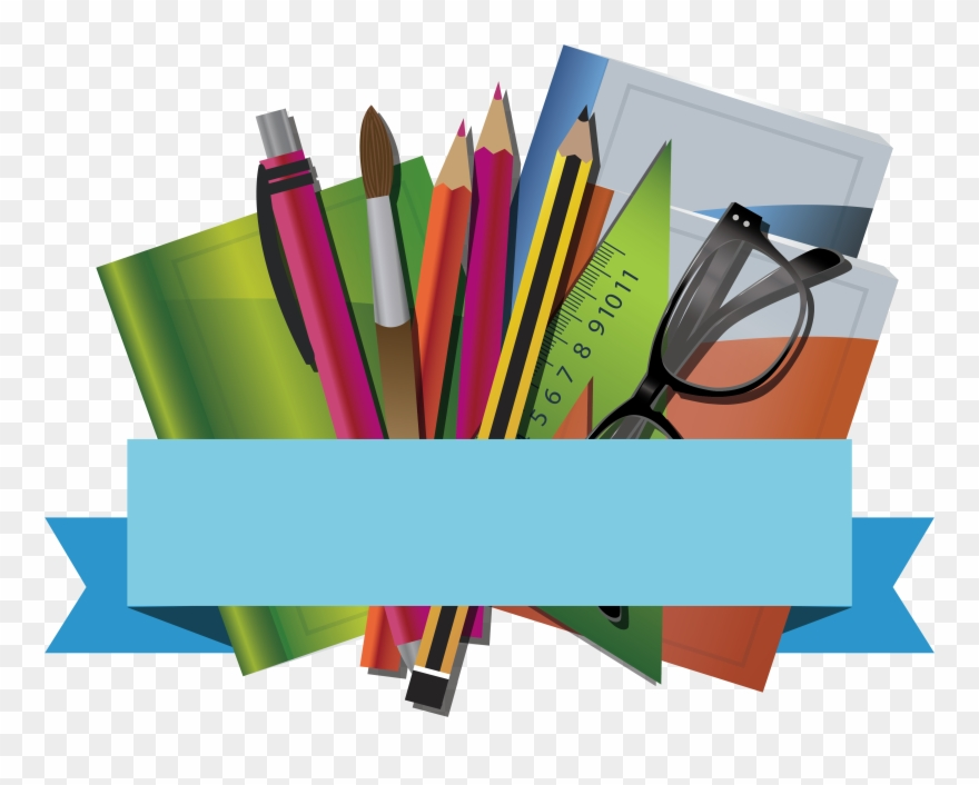 Stationery Png Images.
