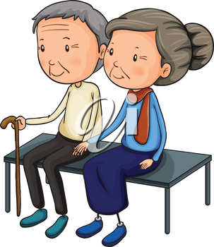 Old people clipart free » Clipart Portal.