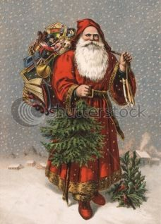 Free Old World Christmas Clipart (32+).