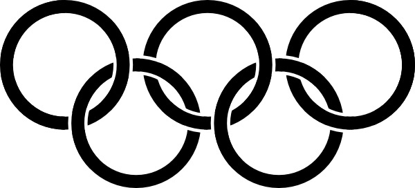 Olympic rings logo free vector download (68,184 Free vector) for.