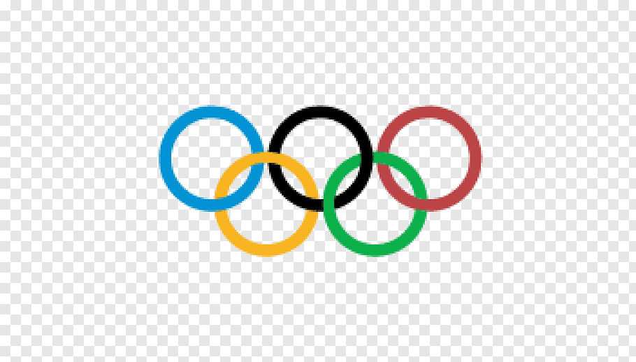 Olympics logo, Winter Olympic Games Olympic symbols Ring.