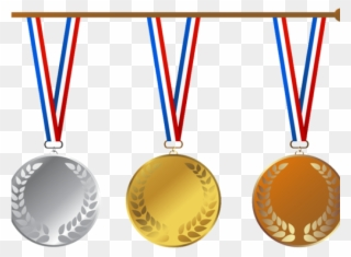 Free PNG Olympic Medals Clip Art Download.