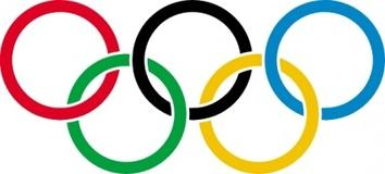 Olympic Rings Clipart.