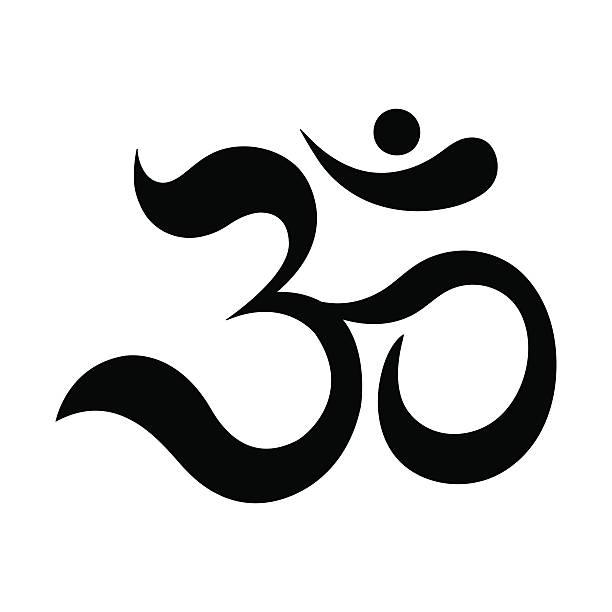Best Om Symbol Illustrations, Royalty.